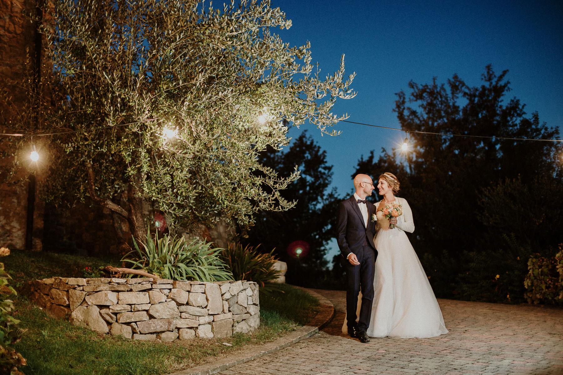 Marcello e Daniela </br><p> Borgo Monte del Gesso</p>